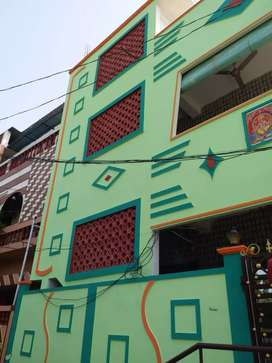 3 years old excellent construction building for sale in 1 town eluru