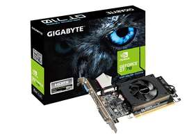 Gigabyte / Zotac / Asus Graphics Card Available