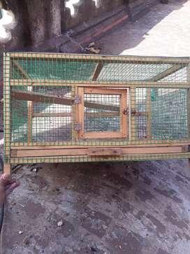 2. 5feet cage
