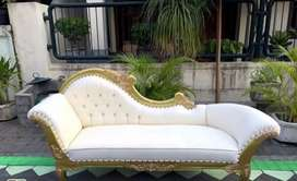Sofa single panjang rumah idaman