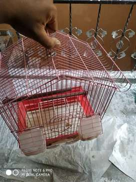 Pinjara for birds like new anyone wants dm me ASAP