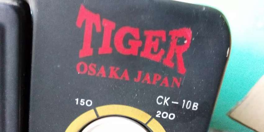 Tiger oven (japan) Imported 0