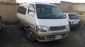 Super Custome Hiace 1995