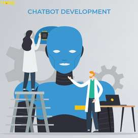 I will develop chatbot for your businesses