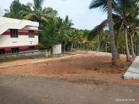 New Residential House Plots Mannanthala Near