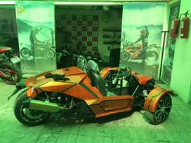 New Spider 350cc Sale or Rent water cool shaft drive 3 wheel 2020