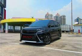 Toyota Voxy 2018 AT KM 17rb-an Service Record Coating Sangat Istimewa
