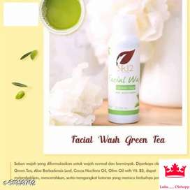 Facial Wash Green tea SR12 / COD