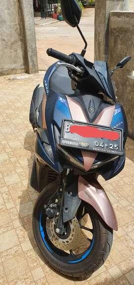 Aerox 155cc Doxou Special Edition 2020
