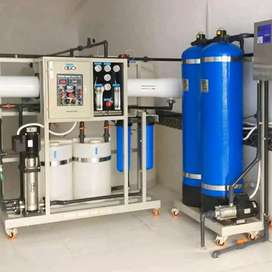 RO Plant Mineral Water 5000 Gallon Per Day Totaly New Plants Available