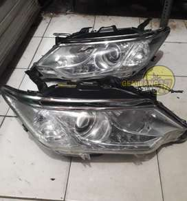 headlamp camry 2018 led facelift ori