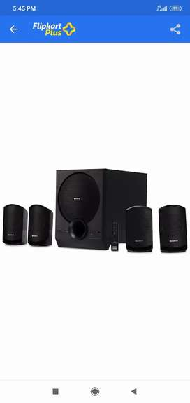 Sony home theater 4.1