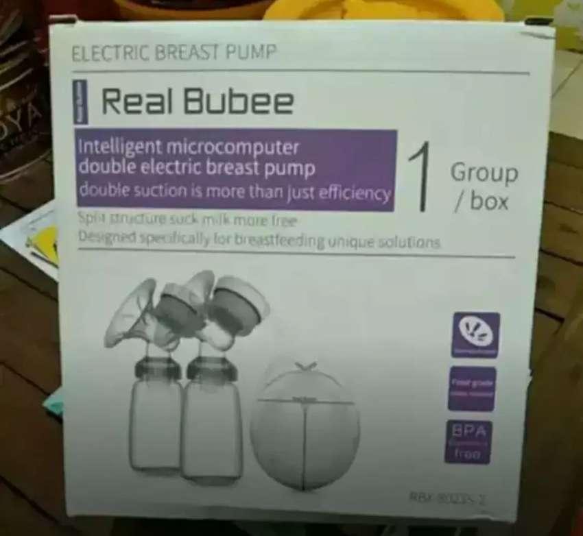 Pompa asi real bubee elektrik 0