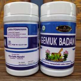 Kapsul Gemuk Badan Asli Original herbal