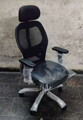 Brand New Office Revolving Chair with Head Rest High quality strong an