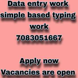Required for part timers expert candidates needed for smart work