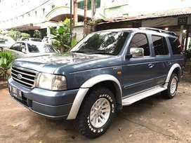 Ford everest 4x4 MT TDI