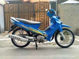 Suzuki Shogun 125cc, 2004, AD Sukoharjo, Pajak Hidup Surat² Komplit