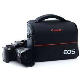 EOS Tas Selempang Kamera DSLR for Canon Nikon
