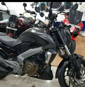 Bajaj Dominar 400, 2017 model, immaculate condition and ready to sale
