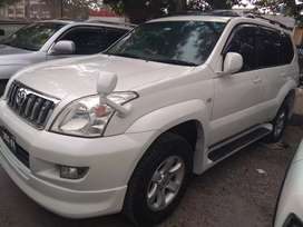 Toyota Prado TZ 2005 Model