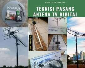 Gudang Jasa Pasang sinyal Antena Tv Digital