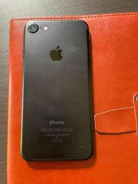 Iphone 7, 128gb, jet black