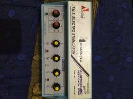 TNS 4 CHANNEL ELECTRO STIMULATOR acuupressure code 283