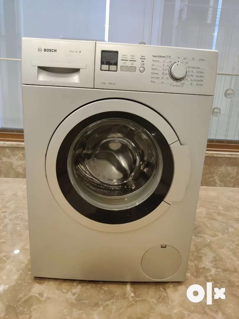 Bosch 7 kg Fully-Automatic Front Loading Washing Machine 0