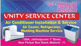 Unity service centre