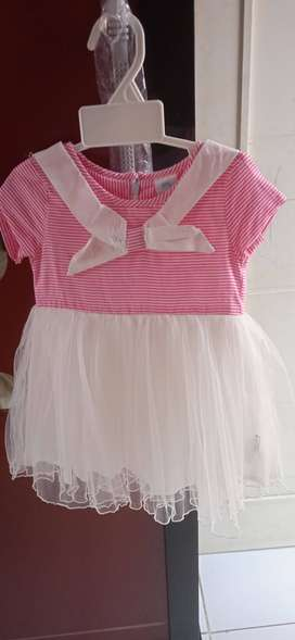 Pakaian anak cewek usia 1-2 tahun