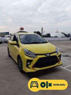 [Mobil Baru] TOYOTA ALL NEW AGYA 2021
