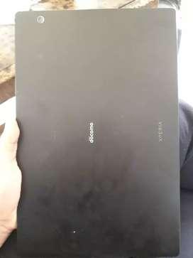 BU tablet sony XPERIA