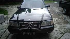 Mercedes-Benz C180 Tahun 1995 Hitam