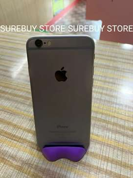 iPhone 6(64GB) 93% Battery Health Gray Color