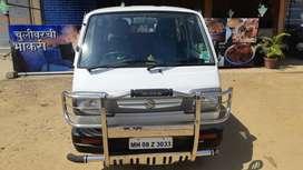 Maruti Suzuki Omni 8 STR BS-III, 2012, LPG