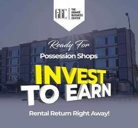 Invest in THE GRANDE BUSINESS CENTER  and get monthly rentals