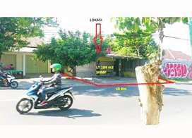 Ruko strategis pinggir jalan parang tritis KM 6 sangat nyaman sekali