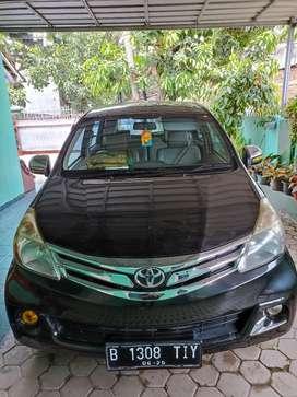Toyota Avanza 2015 G