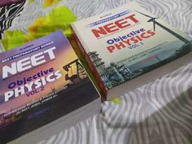 DC PANDEY PHYSICS for 11th and 12th class