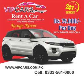 All Luxury Cars available for rent