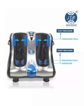 Foot & leg massager for parlours/gym/home