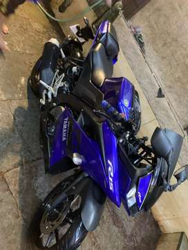 r15 v3 2019 dual channel abs 2nd owner