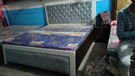 Brand new double bed king size stock limited