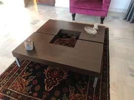 Coffee table imported