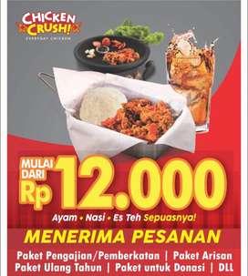 Chicken Crush Tunas Biz Park
