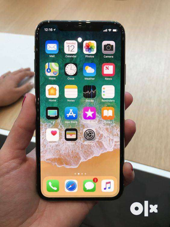 apple i phone X refurbished  are available on Good price with COD serv 0