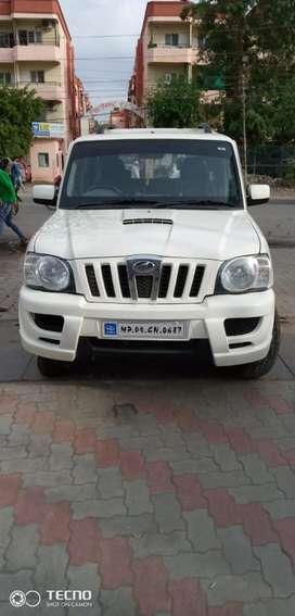 Mahindra Scorpio LX BS-III, 2014, Diesel