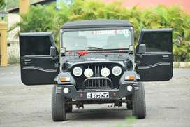 This is modified Mahindra Thar 2005 Diesel full loaded acceserie