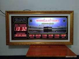 Terlaris Jam Masjid Smart Baru
